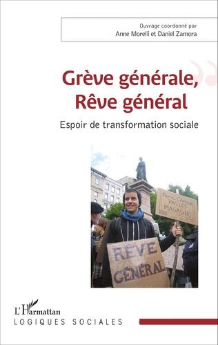 Couverture Grève générale, Rêve général