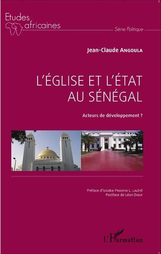 Couverture L'Église et l'État au Sénégal