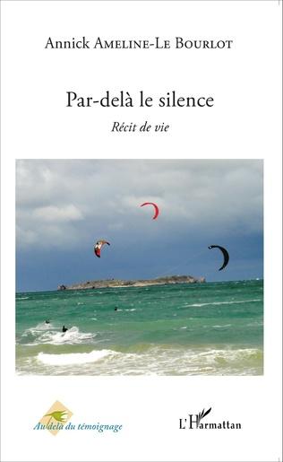 Couverture Par-delà le silence