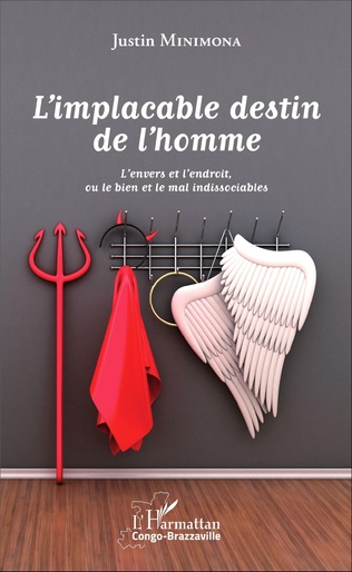 Couverture L'implacable destin de l'homme