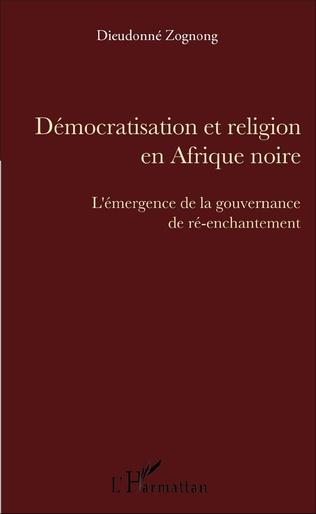 Couverture Démocratisation et religion en Afrique noire