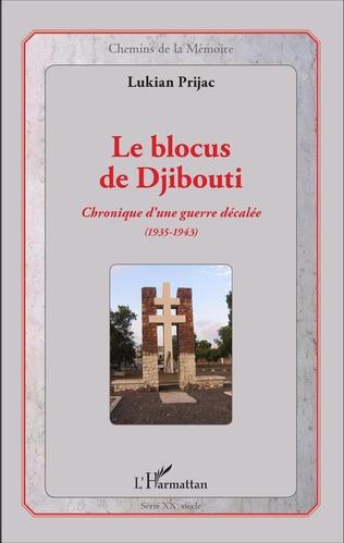 Couverture Le blocus de Djibouti