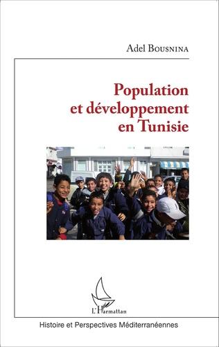 Couverture Population et développement en Tunisie