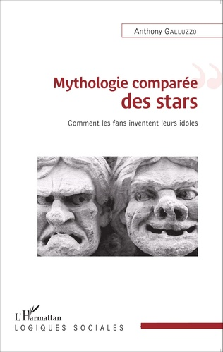 Couverture Mythologie comparée des stars