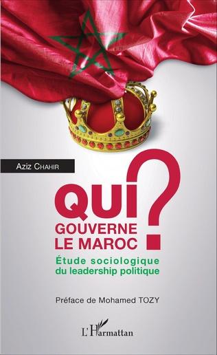 Couverture Qui gouverne le Maroc ?