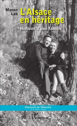 Couverture L'Alsace en héritage