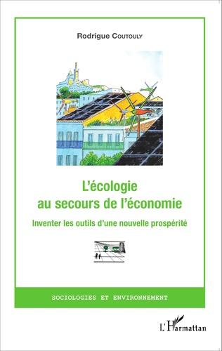 Couverture L'écologie au secours de l'économie