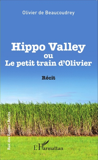 Couverture Hippo Valley ou Le petit train d'Olivier