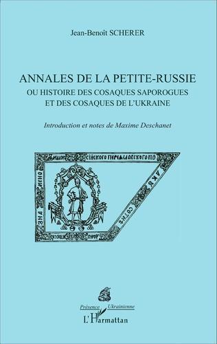Couverture Annales de la Petite-Russie