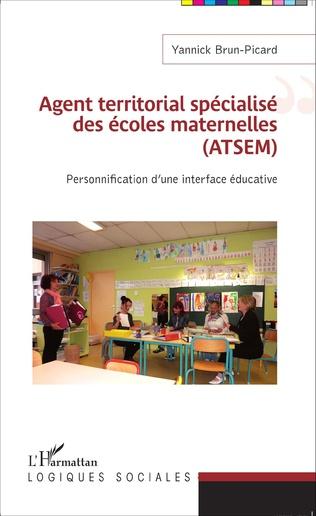 Couverture Agent territorial spécialisé des écoles maternelles (ATSEM)