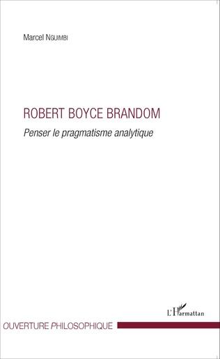 Couverture Robert Boyce Brandom
