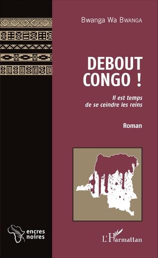 Couverture Debout Congo !
