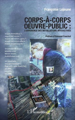 Couverture Corps-à-corps oeuvre-public :