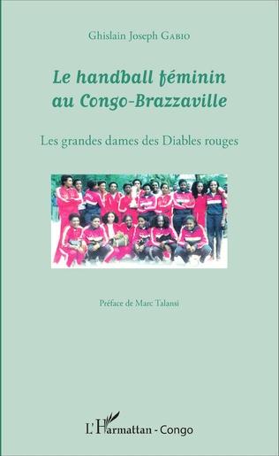 Couverture Le handball féminin au Congo-Brazzaville