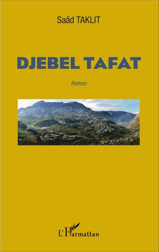 Couverture Djebel Tafat