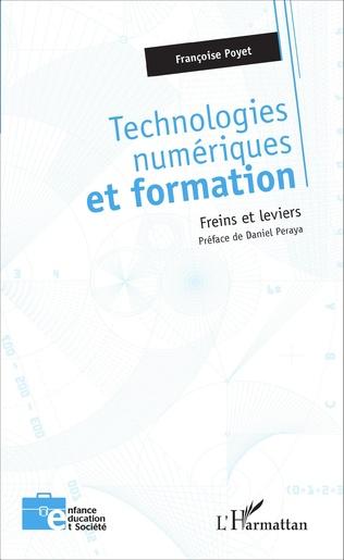 Couverture Technologies numériques et formation