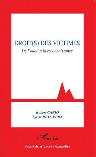 Couverture Droit(s) des victimes