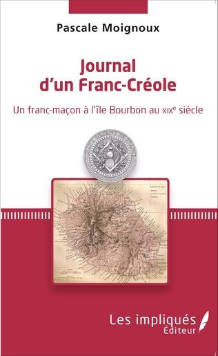 Couverture Journal d'un Franc-Créole