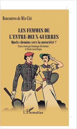 Couverture Les femmes de l'entre-deux-guerres