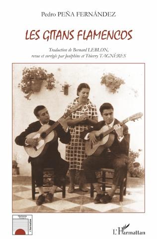 Couverture Gitans flamencos