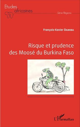 Couverture Risque et prudence des Moosé du Burkina Faso