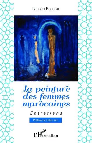 Couverture La peinture des femmes marocaines