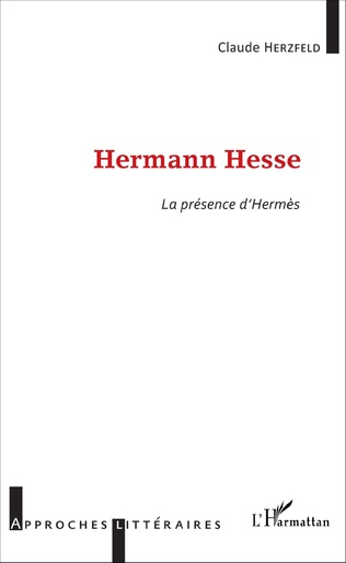 Couverture Hermann Hesse
