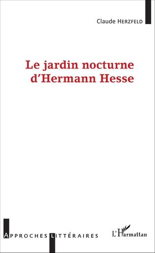 Couverture Le Jardin Nocturne d'Hermann Hesse