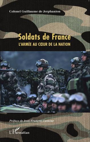 Couverture Soldats de France
