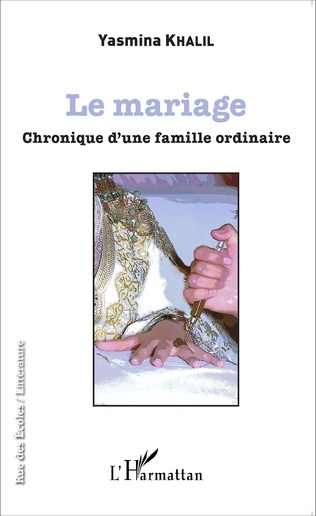 Couverture Le mariage