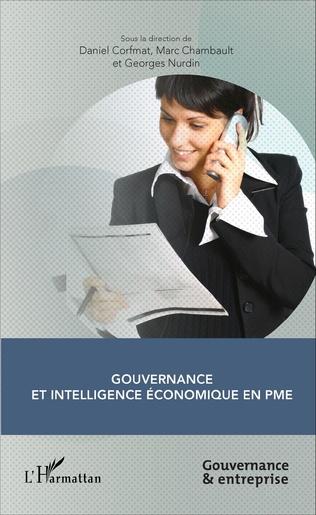 Couverture Gouvernance et intelligence économique en PME