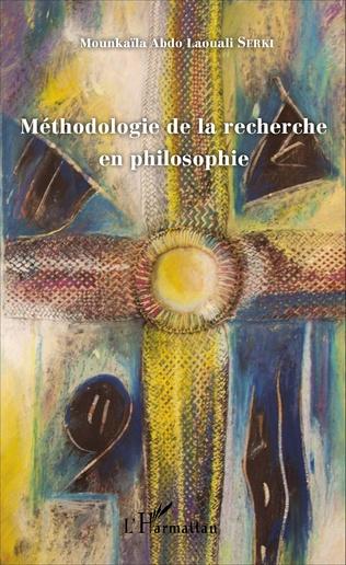 Couverture Méthodologie de la recherche en philosophie