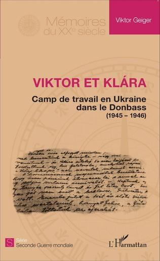 Couverture Viktor et Klara