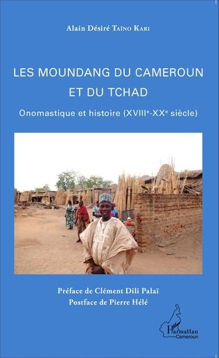 Couverture Les Moundang du Cameroun et du Tchad