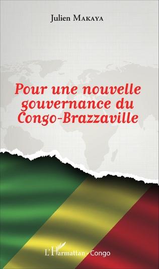 Couverture Pour une nouvelle gouvernance du Congo-Brazzaville