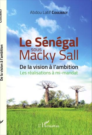 Couverture Le Sénégal sous Macky Sall