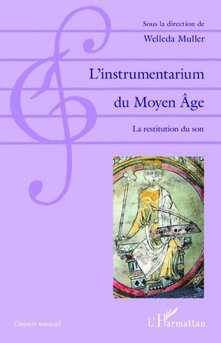 Couverture L'instrumentarium du Moyen Âge