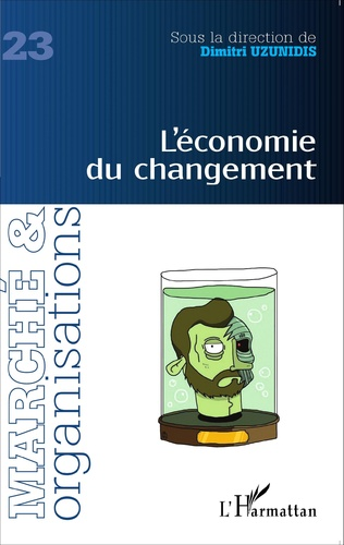 Couverture L'économie du changement