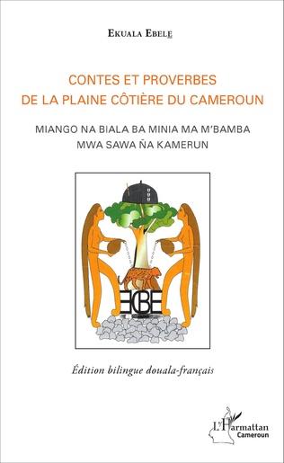 Couverture Contes et proverbes de la plaine côtière du Cameroun