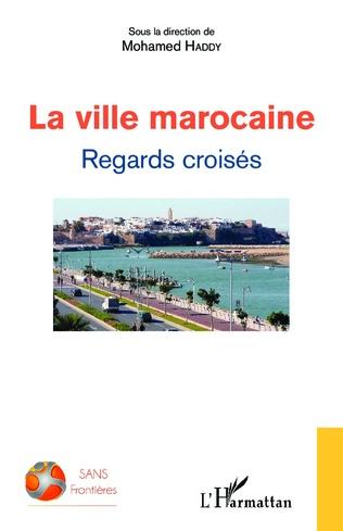 Couverture La ville marocaine