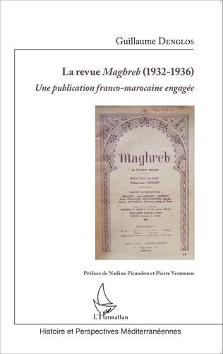 Couverture La revue Maghreb (1932-1936)