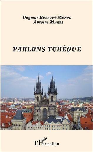 Couverture Parlons Tchèque