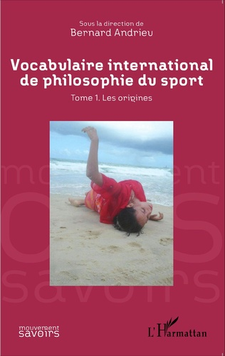 Couverture Vocabulaire international de philosophie du sport