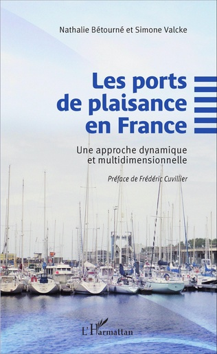 Couverture Les ports de plaisance en France