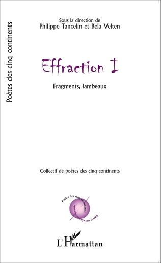 Couverture Effraction I
