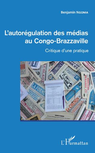 Couverture L'autorégulation des médias au Congo-Brazzaville