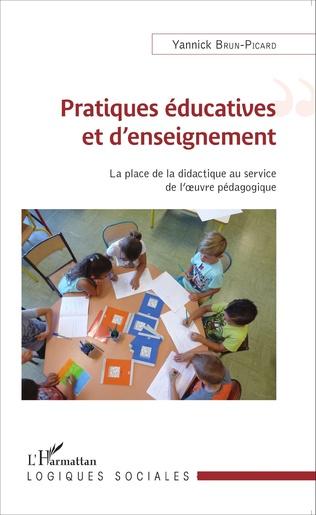 Couverture Pratiques éducatives et d'enseignement
