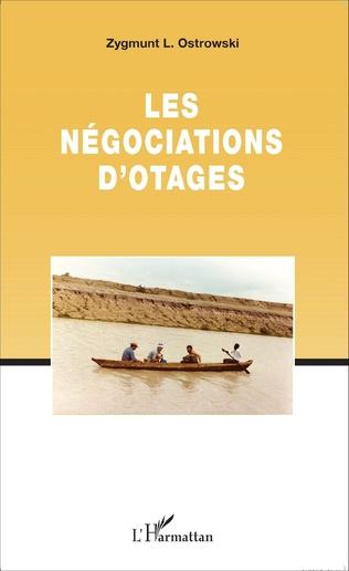 Couverture Les négociations d'otages