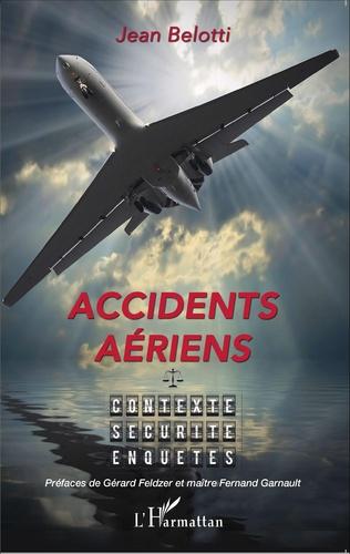 Couverture Accidents aériens