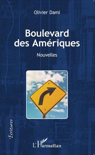 Couverture Boulevard des Amériques